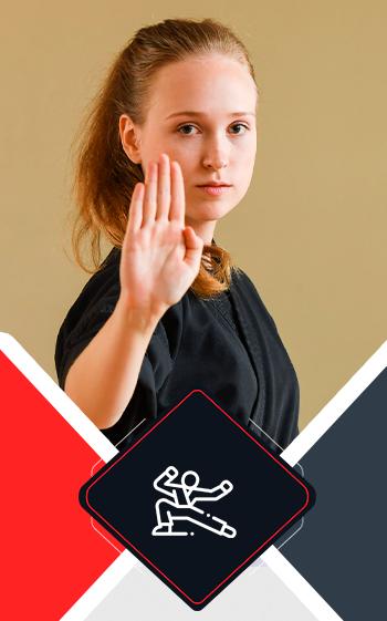 Adult martial arts - Hover 1