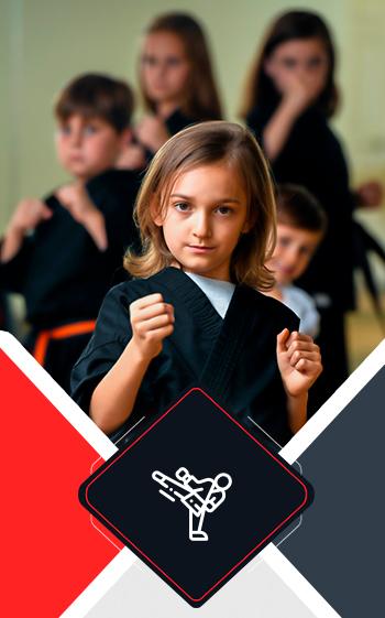 Kids martial arts - Hover 1