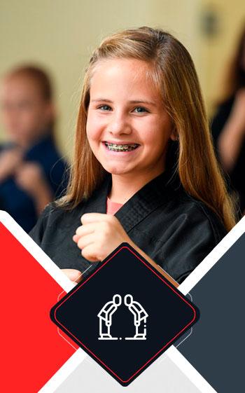 Teens martial arts - Hover 1